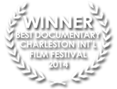 Official Selection Charleston International Film Festival 2014