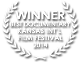 Official Jury Selection Kansas Festival 2014