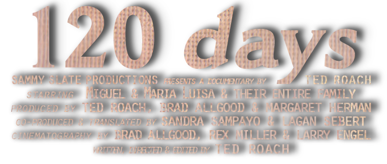 120 Days Movie by Ted Roach